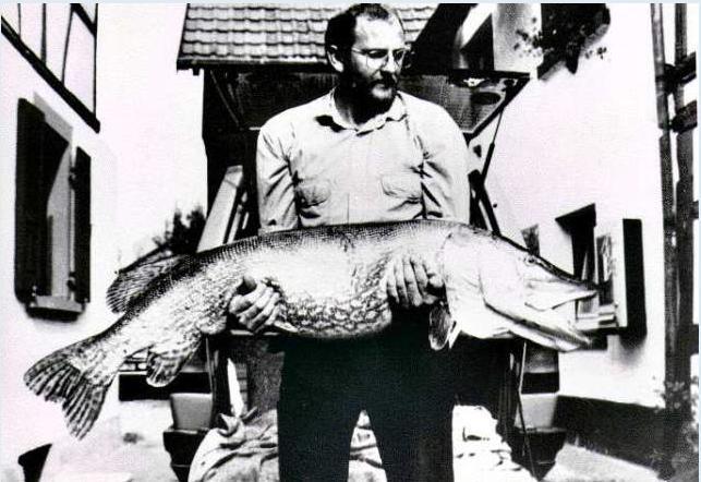 snoek vissen